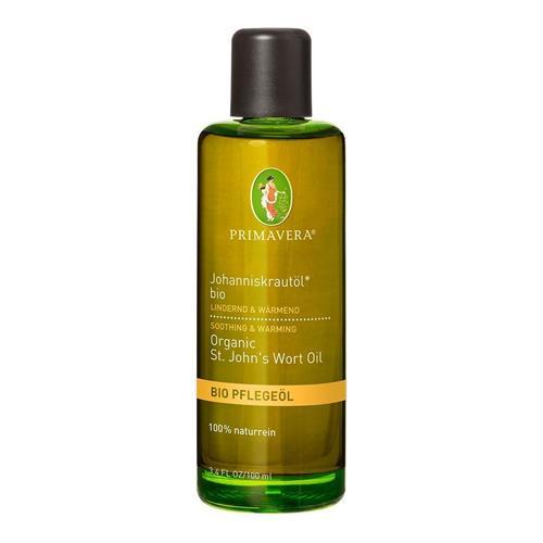 Bild von Primavera® - Pflegeöl - Johanniskrautöl Bio - 100 ml