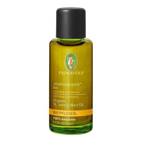 Bild von Primavera® - Pflegeöl - Johanniskrautöl Bio - 50 ml