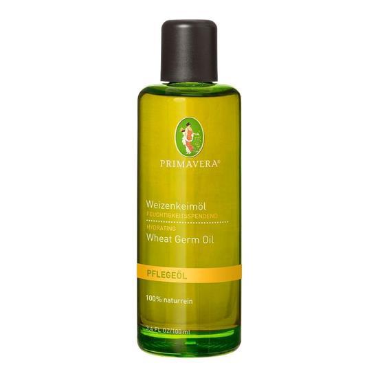 Bild von Primavera® - Pflegeöl - Weizenkeimöl Bio - Feuchtigkeitsspendend - 100 ml