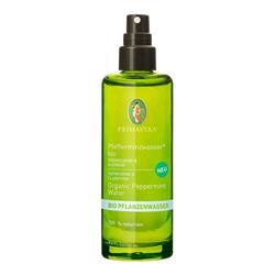 Bild von Primavera® - Pflanzenwasser - Pfefferminzwasser Bio - Erfrischend & Klärend - 100 ml