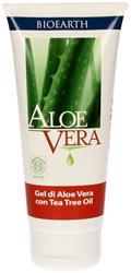 Bild von Bioearth - Aloe Vera Gel mit Teebaumöl - 100 ml