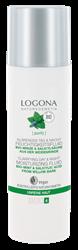 Bild von Logona -  Klärendes Feuchtigkeitsfluid - Bio-Minze & Salicylsäure aus Weidenrinde - 30 ml
