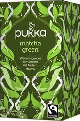 Bild von Pukka - Supreme Matcha Green Tee - bio -  20 Aufgussbeutel