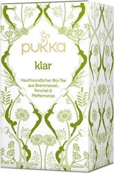 Bild von Pukka - Klar - Tee - bio - 20 Aufgussbeutel