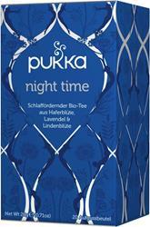 Bild von Pukka - Night Time Tee - bio - 20 Aufgussbeutel