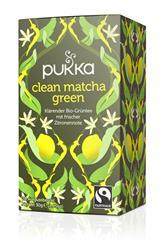 Bild von Pukka - Clean Matcha Green - bio - 20 Aufgussbeutel