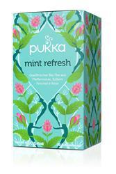 Bild von Pukka - Mint Refresh - bio - 20 Aufgussbeutel