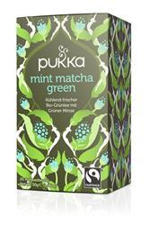Bild von Pukka - Mint Matcha Green - 20 Aufgussbeutel