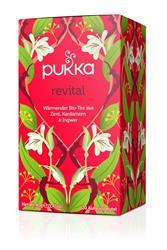Bild von Pukka - Revital Tee - bio - 20 Aufgussbeutel