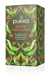 Bild von Pukka - Ginseng Matcha Green Tee - bio -  20 Aufgussbeutel