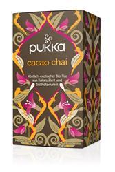 Bild von Pukka - Cacao Chai - bio - 20 Aufgussbeutel