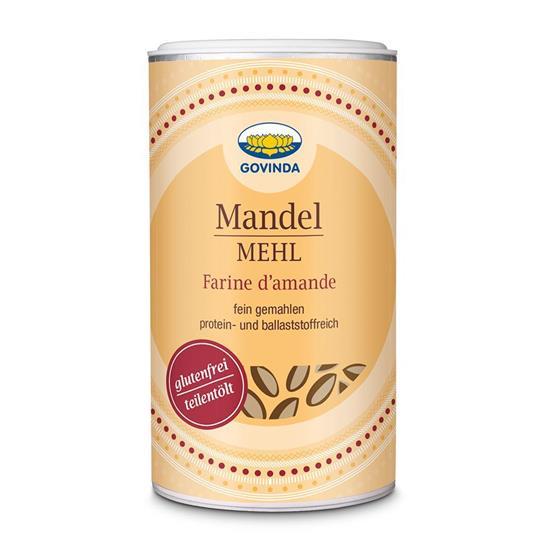 Bild von Govinda - Mandel-Mehl - Bio - Fein Gemahlen - 200 g