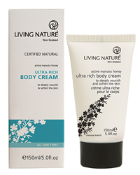 Bild von Living Nature - Ultra Rich Body Cream - 150 ml