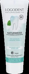 Bild von Logodent -  Naturweiß - Pfefferminz Zahncreme - 75 ml