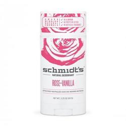 Bild von Schmidt´s Natural - Rose + Vanilla - Deodorant Stick - 92 g