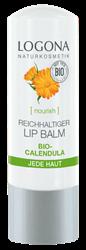 Bild von Logona - Reichhaltiger Lip Balm - Bio - Calendula - 4,5 g