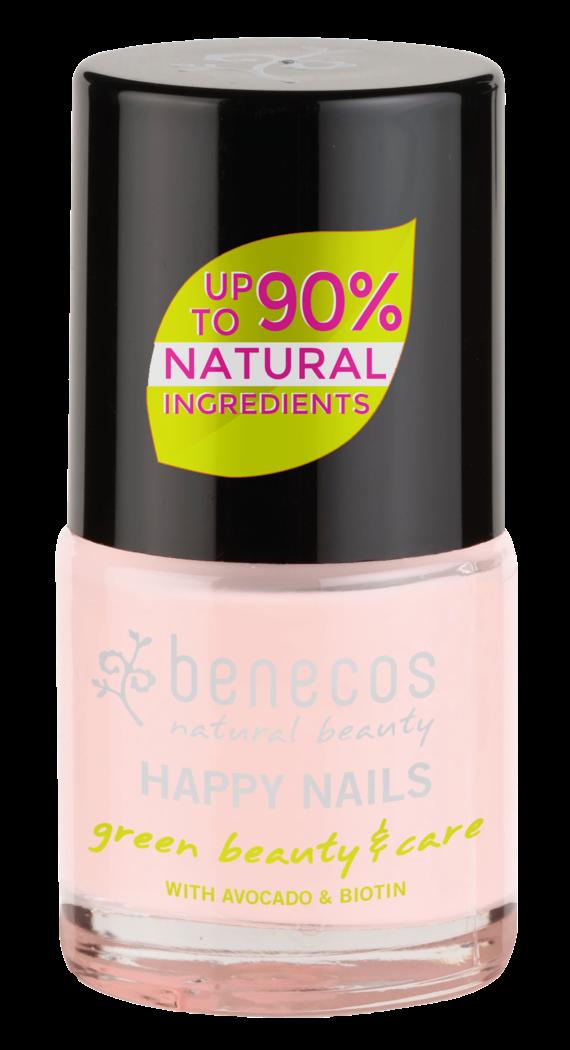 Benecos Happy Nails Nail Polish Mit Avocado Amp Biotin Juvenilis