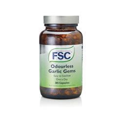 Bild von FSC - One-A-Day Garlic Gems - Knoblauch - 365 Kapseln