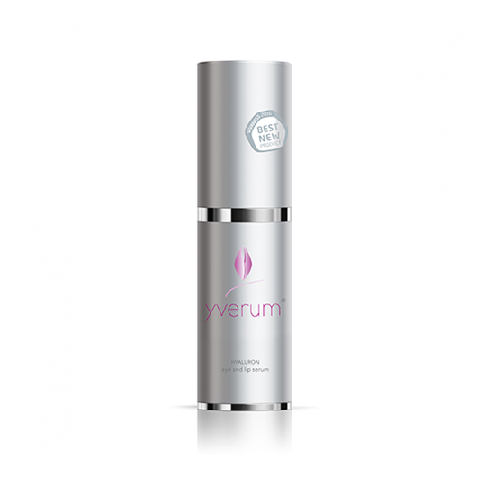 Bild von Yverum® - Hyaluron - Eye & Lip Serum - 15 ml