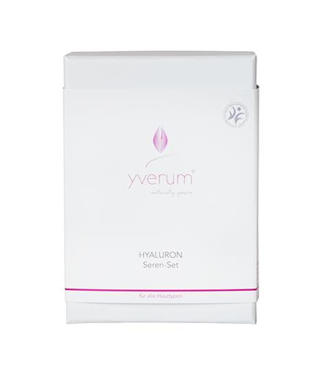 Bild von Yverum® - Hyaluron - Seren Set - 2-teilig