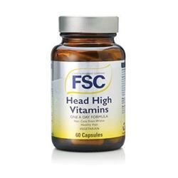 Bild von FSC - Head High Vitamins - 60 Kapseln