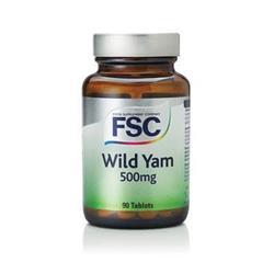 Bild von FSC - Wild Yam - 90 Tabletten
