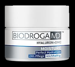 Bild von Biodroga MD - Moisture - Perfect Hydration - 24h Pflege - Reichhaltig - 50 ml