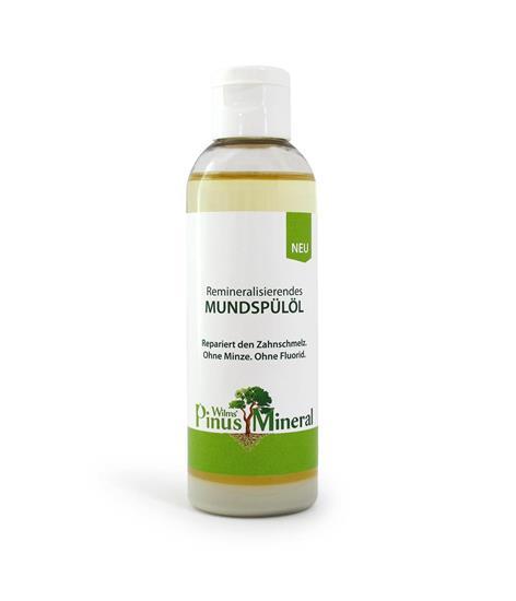 Bild von Pinus Mineral - Remineralisierendes Mundspülöl - Ohne Minze - 100 ml