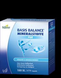 Bild von Hübner - Basis Balance® - Mineralstoffe Pur - Kapseln