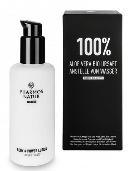 Bild von Pharmos Natur - Nature Of Men - Body & Power Lotion - 150 ml