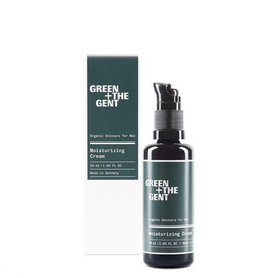 Bild von Green + The Gent - Moisturizing Cream - 50 ml