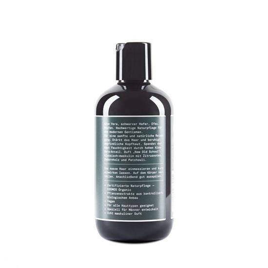 Bild von Green + The Gent - Shampoo + Body Wash - 250 ml