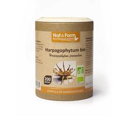 Bild von Nat & Form - Bio Harpagophytum (Teufelskralle) - 200 Kapseln
