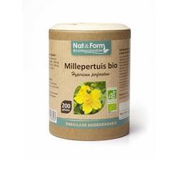 Bild von Nat & Form - Bio Johanniskraut - 200 Kapseln