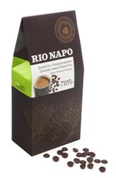 Bild von Original Food - Trinkschokolade mit 70% Kakaoanteil - Tropfen - bio - 300 g