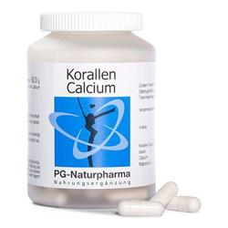 Bild von PG-Naturpharma - Korallen-Calcium - 120 Kapseln