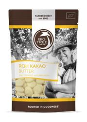 Bild von Big Tree Farms - Roh Kakao Butter-Drops - 100 g