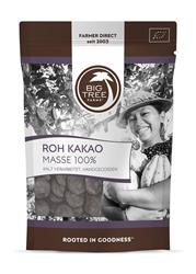 Bild von Big Tree Farms - Roh Kakao Masse-Drops - 100 g