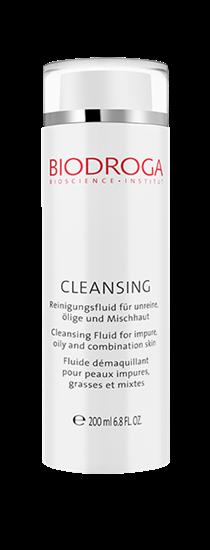 Bild von Biodroga - Cleansing Reinigungsfluid - 200 ml