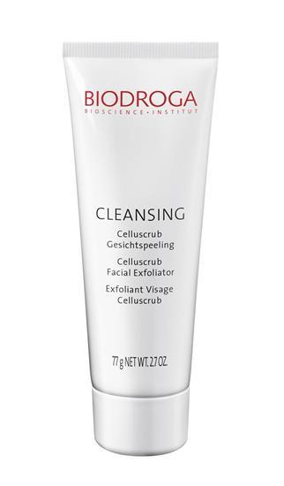 Bild von Biodroga - Cleansing Cellscrub Gesichtspeeling - 75 ml