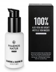 Bild von Pharmos Natur - Nature Of Men - Cleansing & Shaving Gel - 50 ml