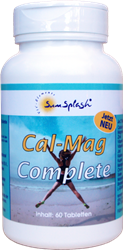 Bild von SunSplash - Cal-Mag Complete - 60 Tabletten