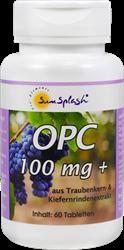 Bild von SunSplash - OPC 100 mg + - 60 Tabletten