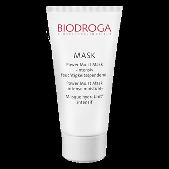 Bild von Biodroga - Mask - Power Moist Mask - 50 ml