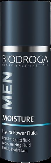 Bild von Biodroga - Men - Moisture Hydra Power Fluid - 50 ml