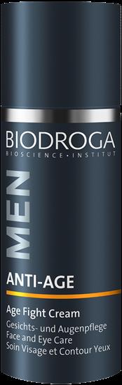 Bild von Biodroga - Men - Anti-Age - Fight Cream Gesichts- und Augenpflege - 50 ml