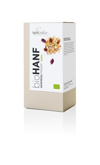 Bild von Hanf & Natur - Frucht Hanfmüsli - Bio - 500 g
