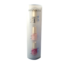 Bild von Mavala - Nagellack Set - Minute Quick Finish - Violette - Graphic  - 3 x 5 ml