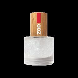 Bild von Zao - Bambus Nagellack - Nr. 665 / Top Coat Glitter - 8 ml