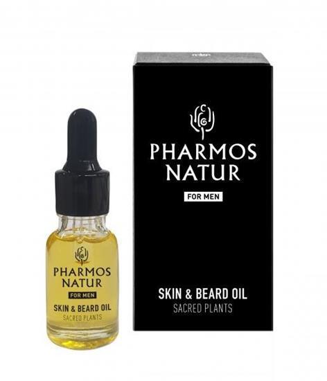 Bild von Pharmos Natur - Nature Of Men - Skin & Beard Oil - 15 ml